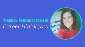 About Thea Newcomb - California Canva Trainer in Scotland