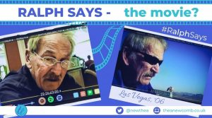 Ralph Says - the Movie (Documentary about Ralph Newcomb)