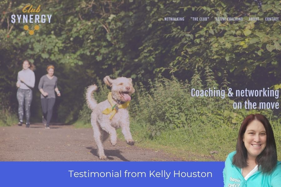 Kelly Houston My Club Synergy testimonial