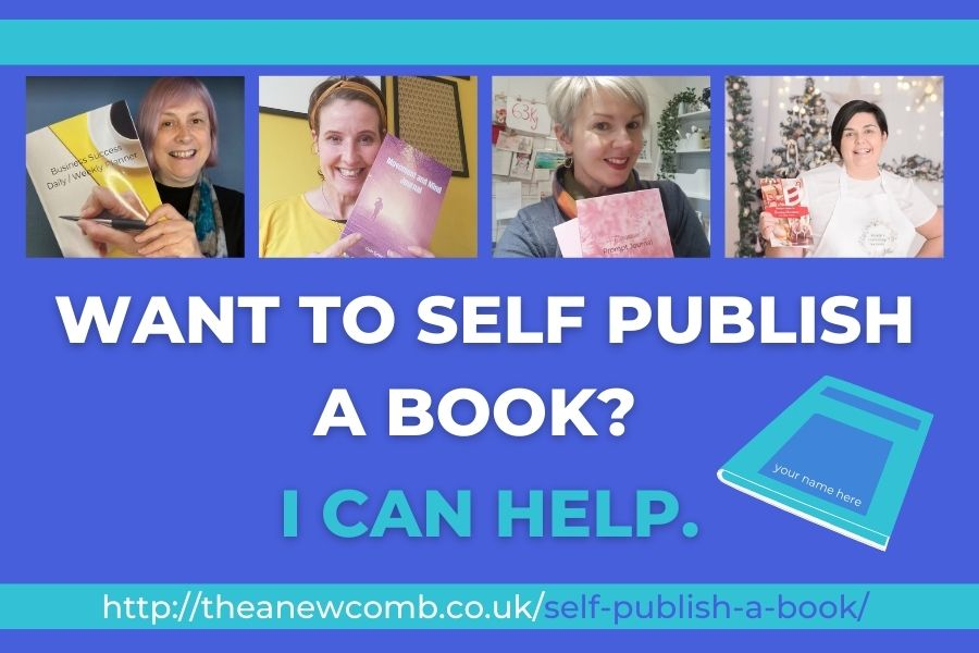 Want to self publish a book - I can help you using Canva and KDP