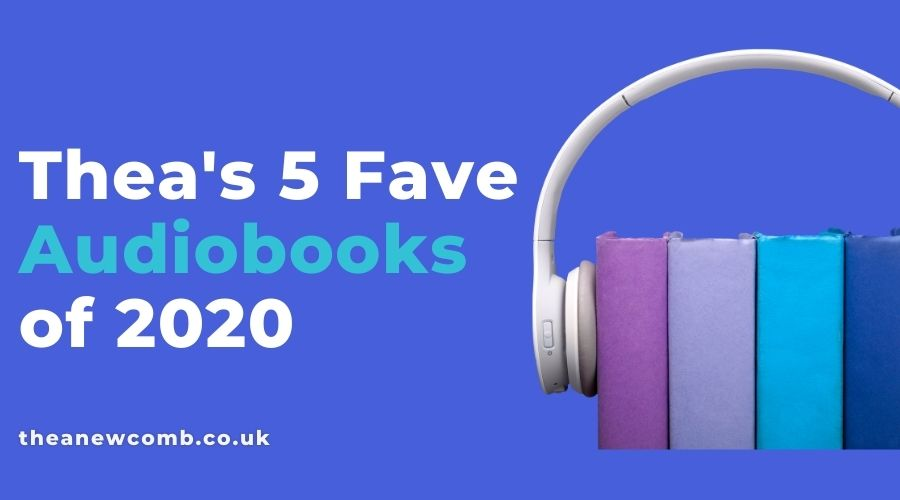 5 Fave Audiobooks of 2020
