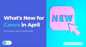 What's New for Canva in April