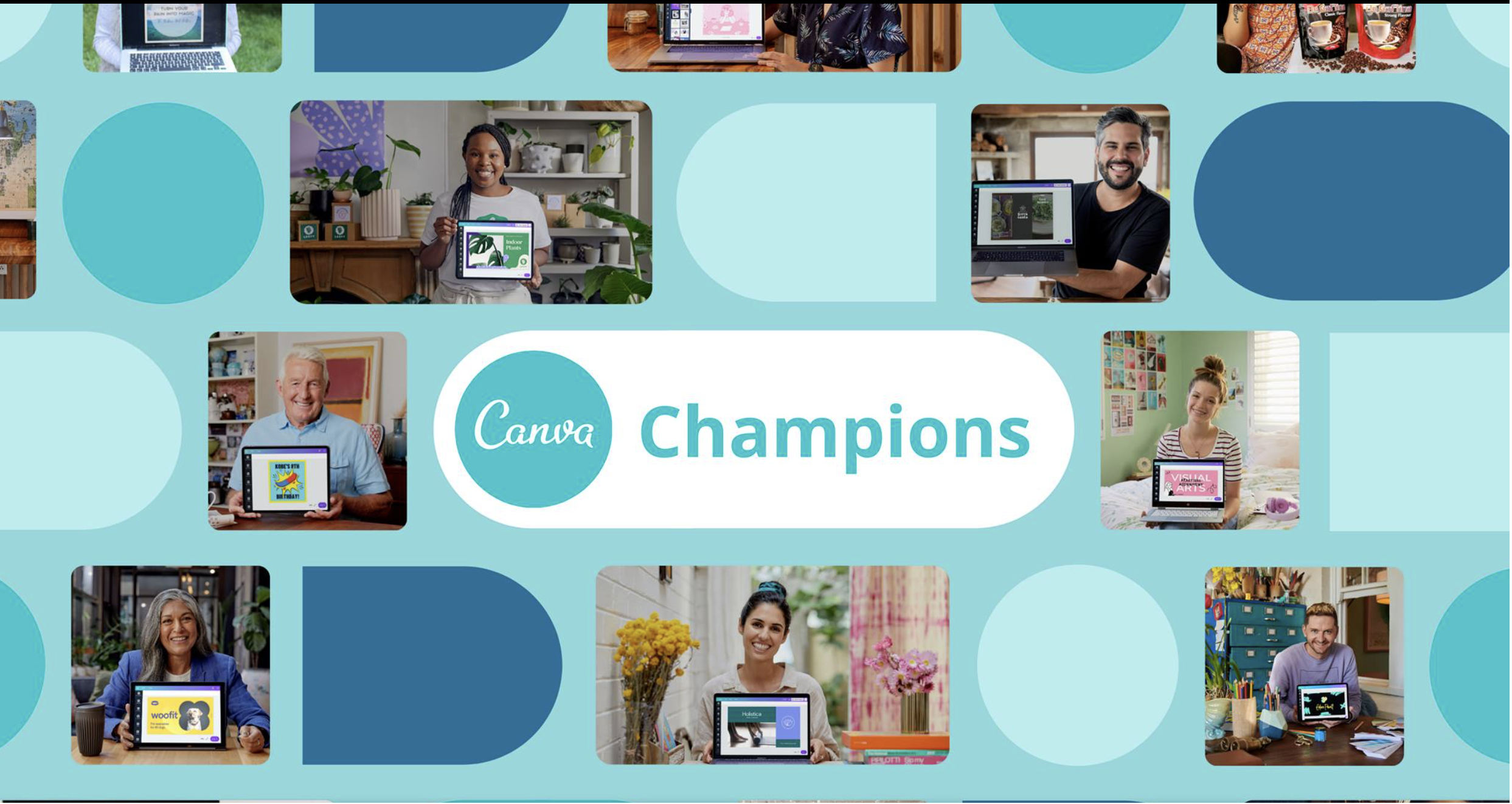 Canva Champions - for Canva Affiliates