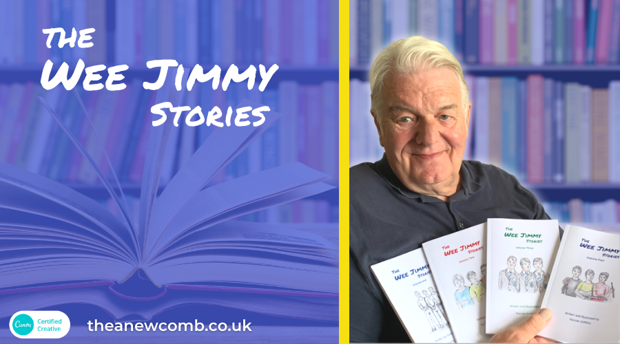 Rennie Griffiths - the Wee Jimmy Stories