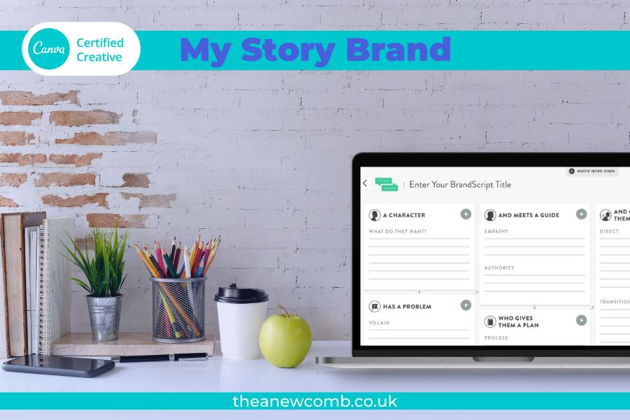 My Story Brand - Branding book, site, framework by Donald Miller