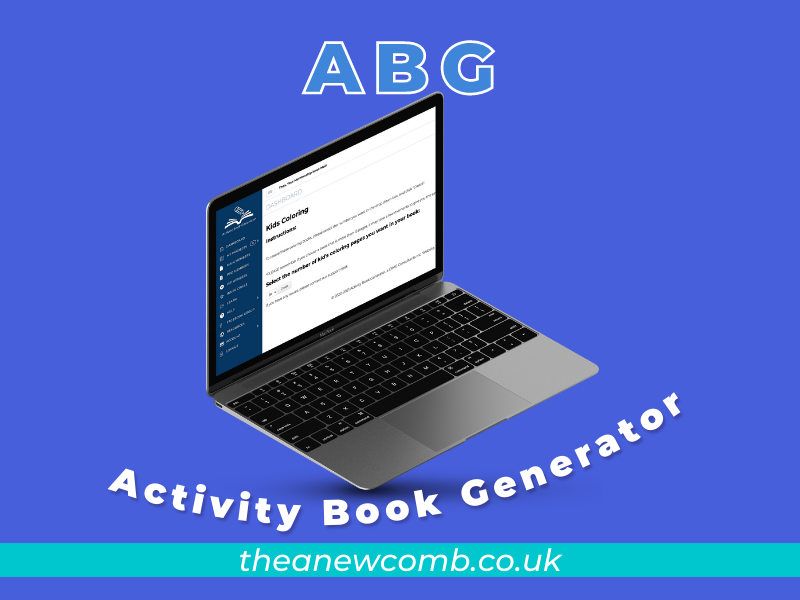 Activity Book Generator - software to create KDP books fast